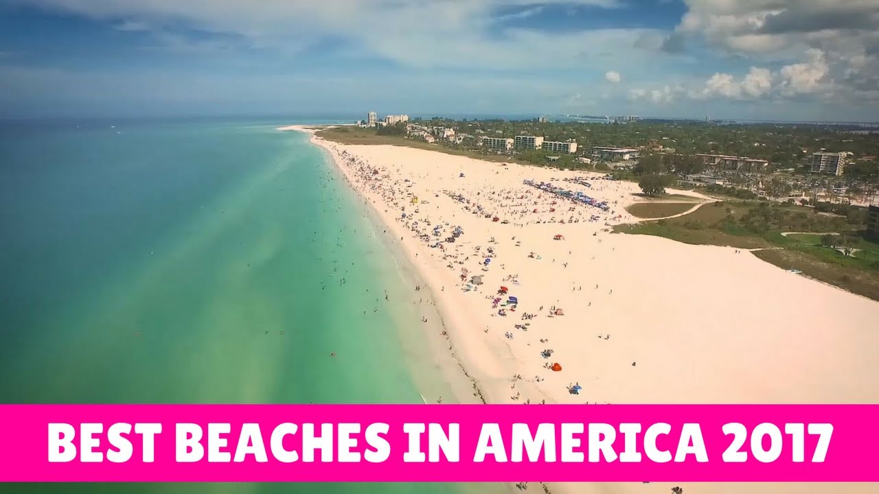 Florida travel best beaches in america by dr beach 2017 for Famous beaches in usa