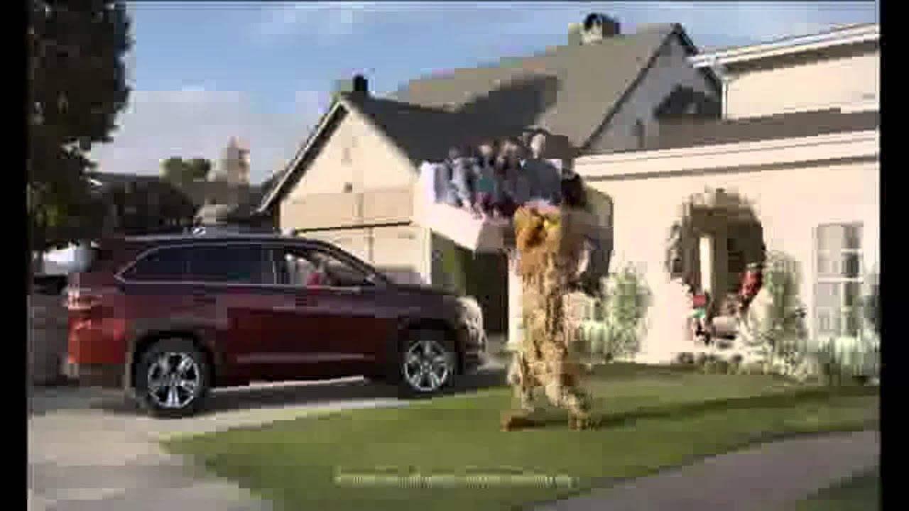 Toyota Highlander 2014 mercial Old Faithful