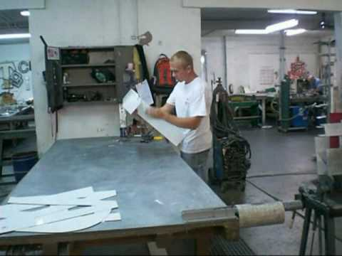 Channel Letter Fabrication & Installation PART 1