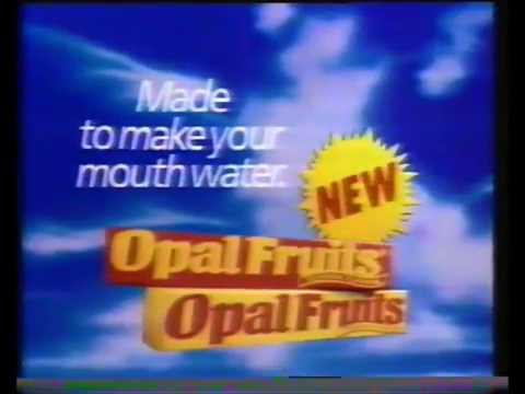 opal fruits Advert (OLD Adverts)