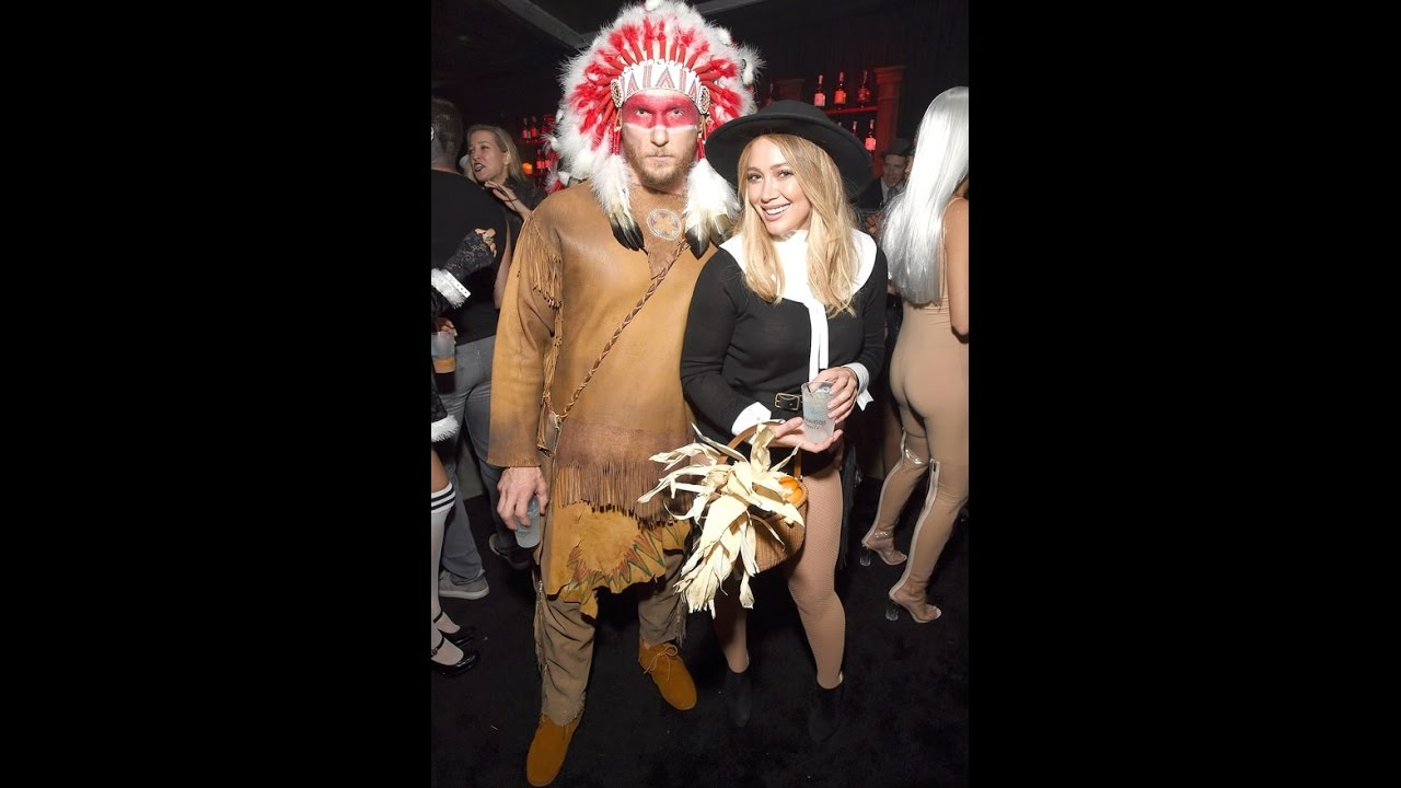Hilary Duff, boyfriend spark outrage for culturally inappropriate ...