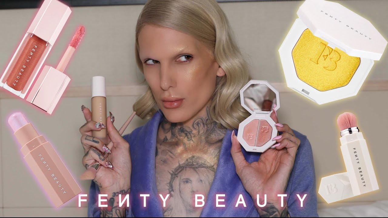 Fenty Beauty By Rihanna Hit Or Miss Jeffree Star Youtube