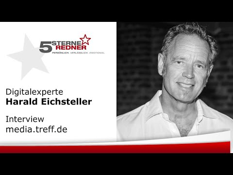Web-TV Interview von Harald Eichsteller bei media-treff.de