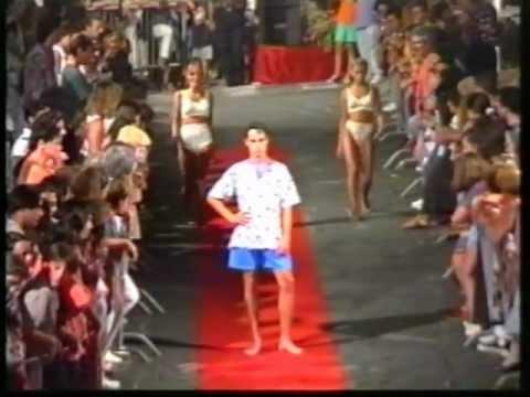 1994 - Settimana Castagnetana - Sfilata di moda