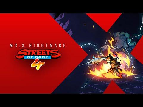 Streets of Rage 4 получит DLC с новыми персонажами и режимом