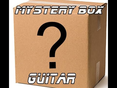 Mystery Box Guitar