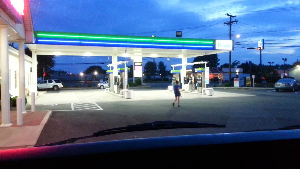Truckstop prostitute