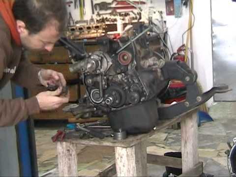 mitsubishi 1.6 DOHC 16V engine