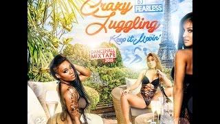 DJ FearLess - Crazy Juggling DanceHall Mixtape (Keep It Movin) 2015