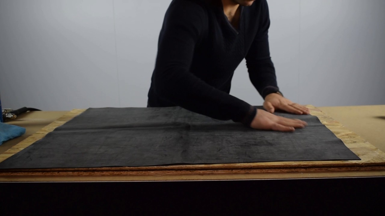 stratogrip t211 collage membrane epdm sur osb youtube. Black Bedroom Furniture Sets. Home Design Ideas