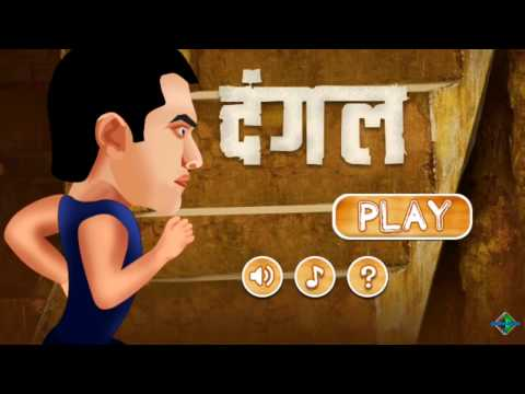 Dangal BOLLYWOOD MOVIE  ANDROID GAME  2016...