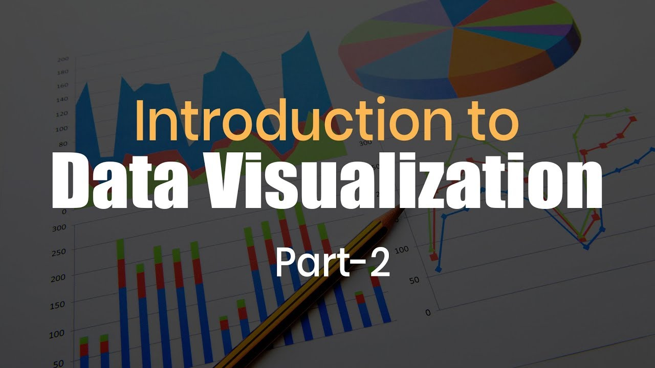 Introduction to Data Visualization | Plotly and Matplotlib | Part 2 |  Eduonix