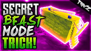 black ops 3 zombies secret beast mode trick never get screwed out of a power up bo3 zombies