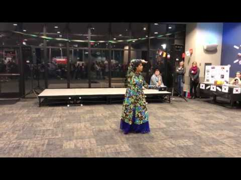 International Night 2017 | Indian Dance | University of Nebraska at Omaha