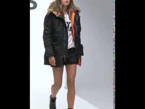 Зимняя Женская Куртка Парка Хаки Lisa1.Ru [Зимние Куртки 03 .