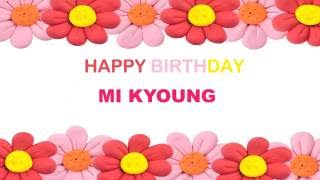 MiKyoung   Birthday Postcards & Postales - Happy Birthday