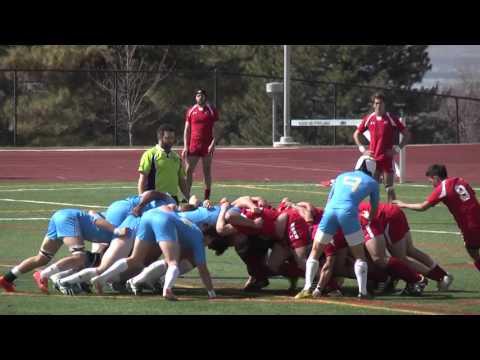 Rugby Utah vs UCLA