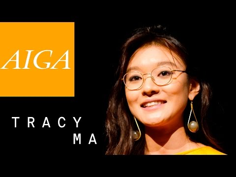 Tracy Ma | Bloomberg Businessweek school of design | 2016 AIGA Design Conference