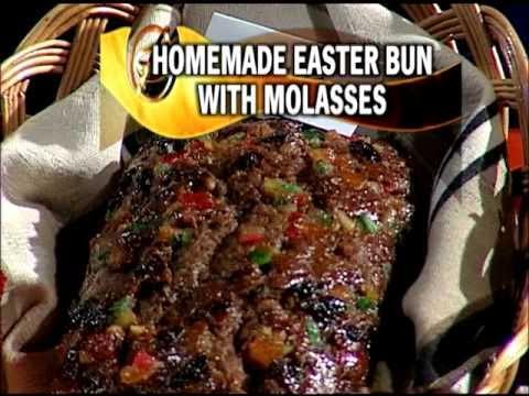 Grace Kitchens Easter Bun Recipe