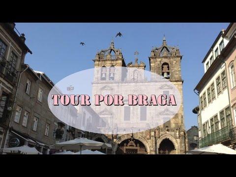 Vlog | Tour por Braga - Portugal