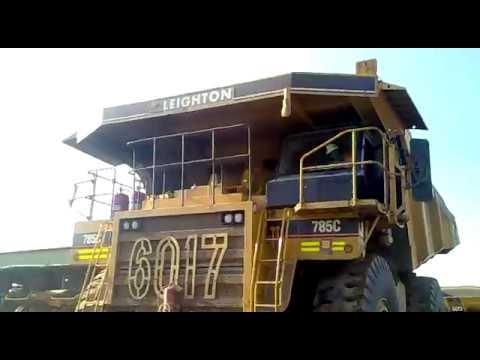 LCI - Mining - Catterpillar 785C