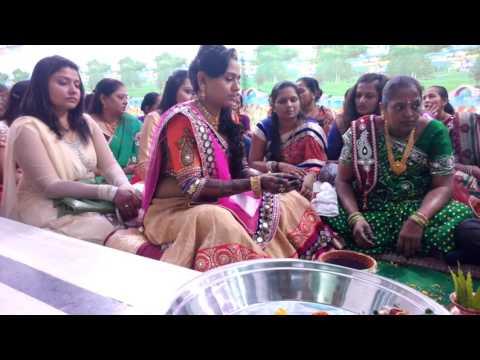 Trupti Wedding mandap muhurat January 2016 14