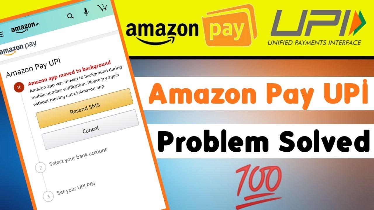 Amazon App Problem