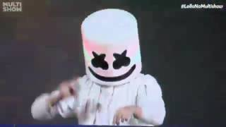 Marshmello Face Reveal FAKE!!? (PROOF!)