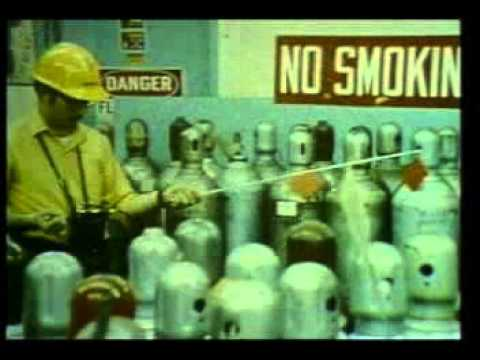 Safety Video Explosimeter Combustible Gas Indicator Care and Use Welding Gas Tank Supermetaltastic