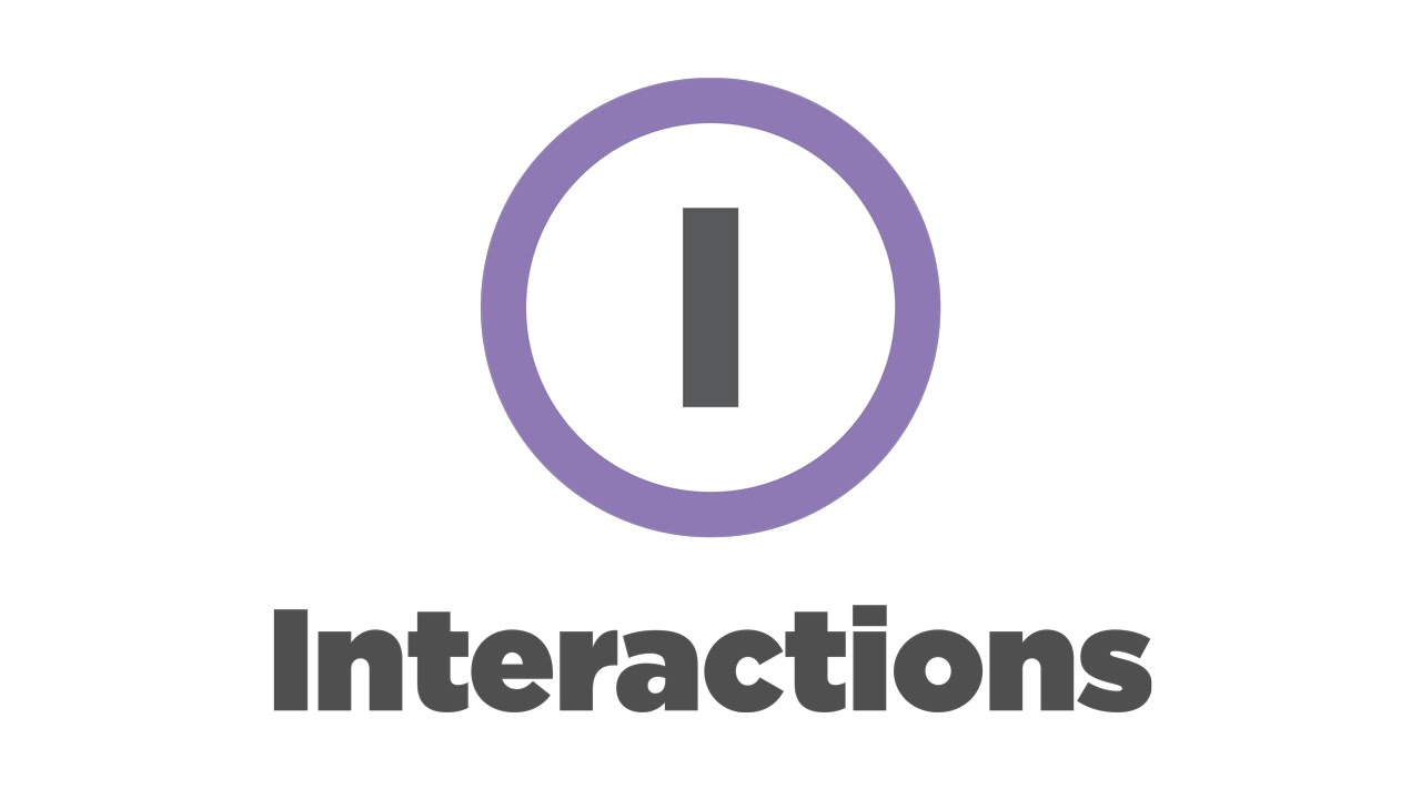 interactions youtube