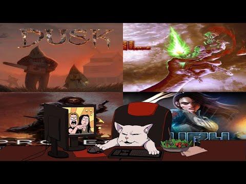 Обзор: Dusk; Amid Evil; Project Warlock; Ion Fury. Духовные наследники классики жанра.