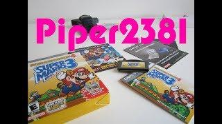 Super Mario Advance 4: Super Mario Bros. 3 Retro Unboxing