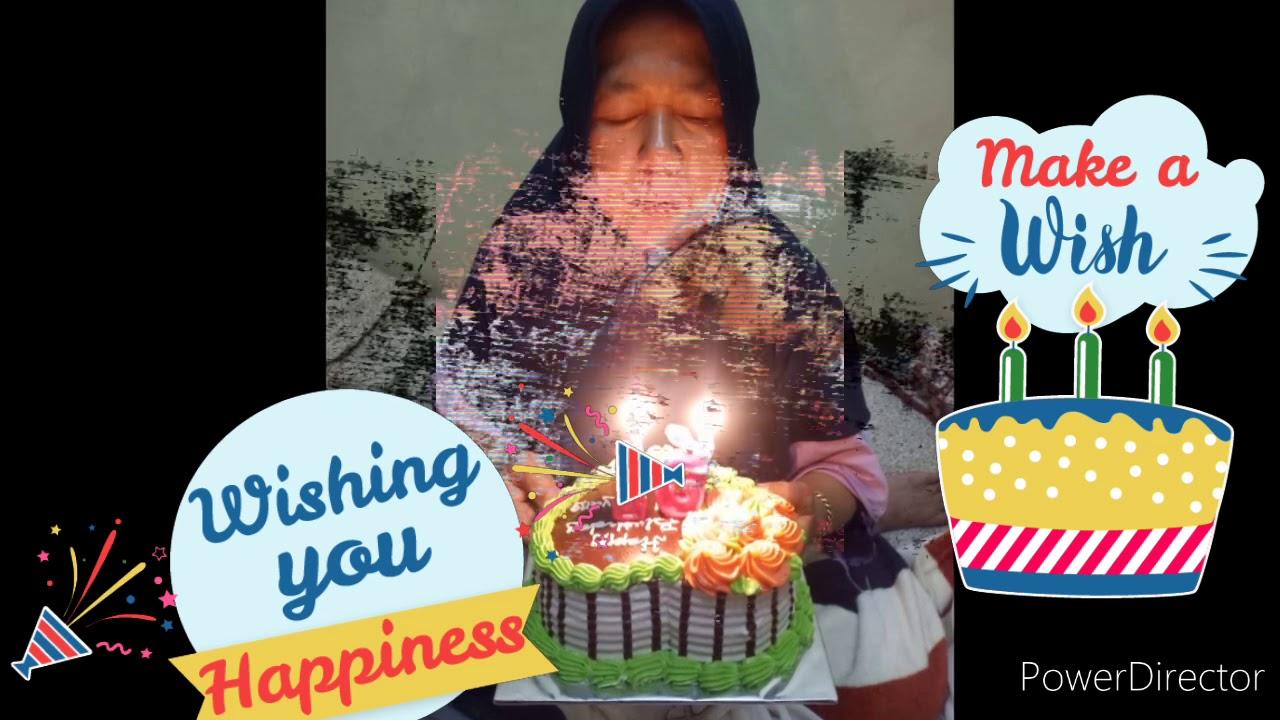 Ucapan Selamat Ulang Tahun Untuk Ibu Tersayang