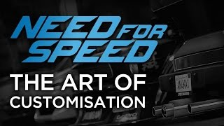 Need for Speed - The Art of Customisation