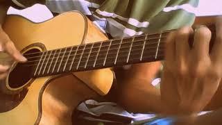HOA NÀO ANH QUÊN (Tô Chấn Phong) guitar solo