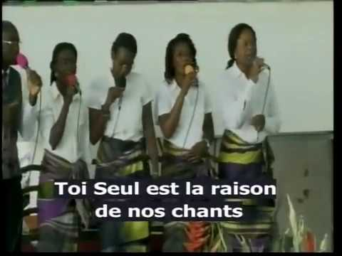 """ Kabod "" (groupe Gael ) Eglise la Borne Kinshasa RDC"