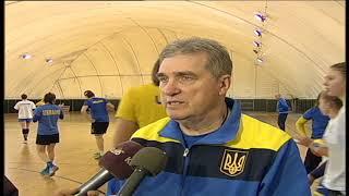 Головний тренер збірної України з гандболу Борис Чижов. 21.11.2017