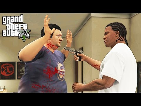 ROBBING HOUSES IN GTA 5!! Real Life Gangster Mod #1 (GTA 5 Mods)
