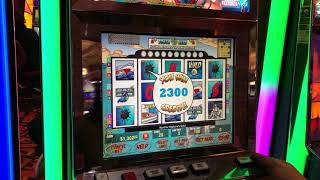 """""""The Hunt For Neptunes Gold"""" VGT Slots $10 Red Win Spins  Choctaw Gaming Casino, Durant, OK."""