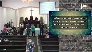 Live IPH 25/04/2021 - Culto de Louvor e Adoração