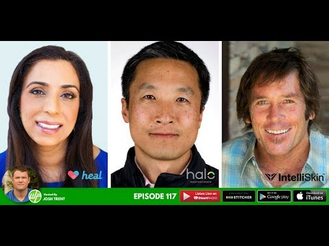 THE FUTURE of WELLNESS TECH   INTELLISKIN   HALO NEUROSCIENCE   HEAL APP