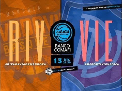 #LaLigaArgentinaBancoComafi   13.12.2018 Rivadavia vs. Deportivo Viedma