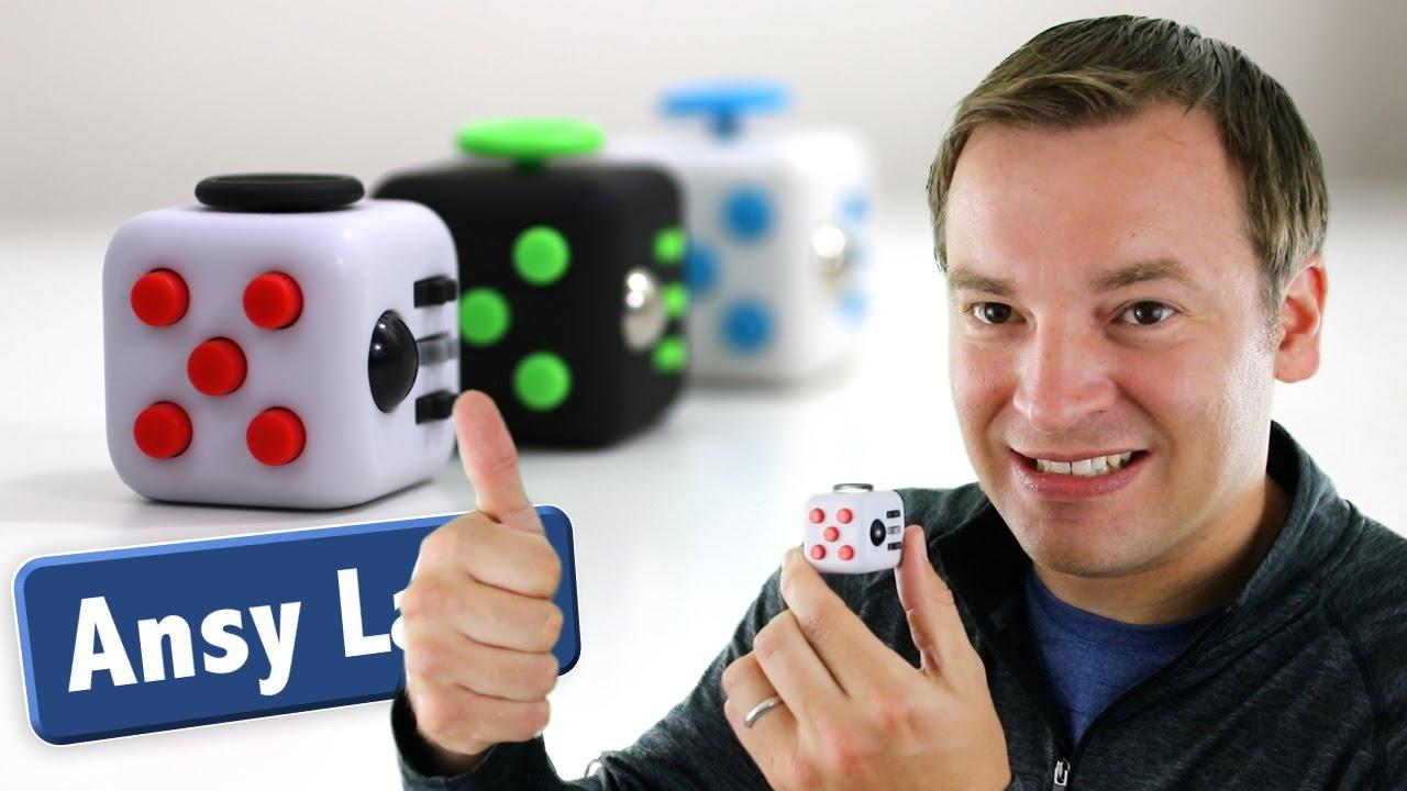 Antsy Labs Fidget Cube Review