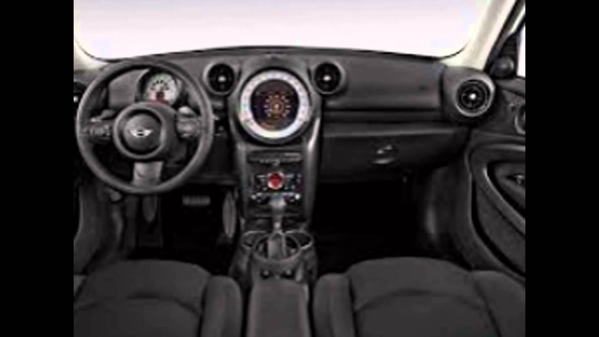 2016 Mini One Interior Youtube