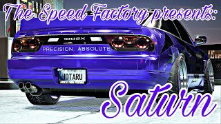 The Speed Factory presents: Saturn (Need For Speed Payback)