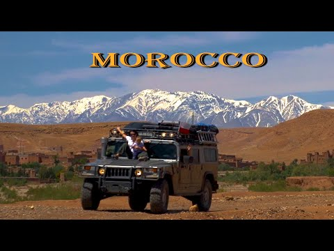 Morocco 4x4  The BEST and most beautiful places  , off road Expedition  Epic Music ,مغربي , KB4x4.pl
