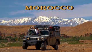 Morocco 4x4  The BEST and most beautiful places  , Expedition 2014 Epic Music ,مغربي , KB4x4.pl
