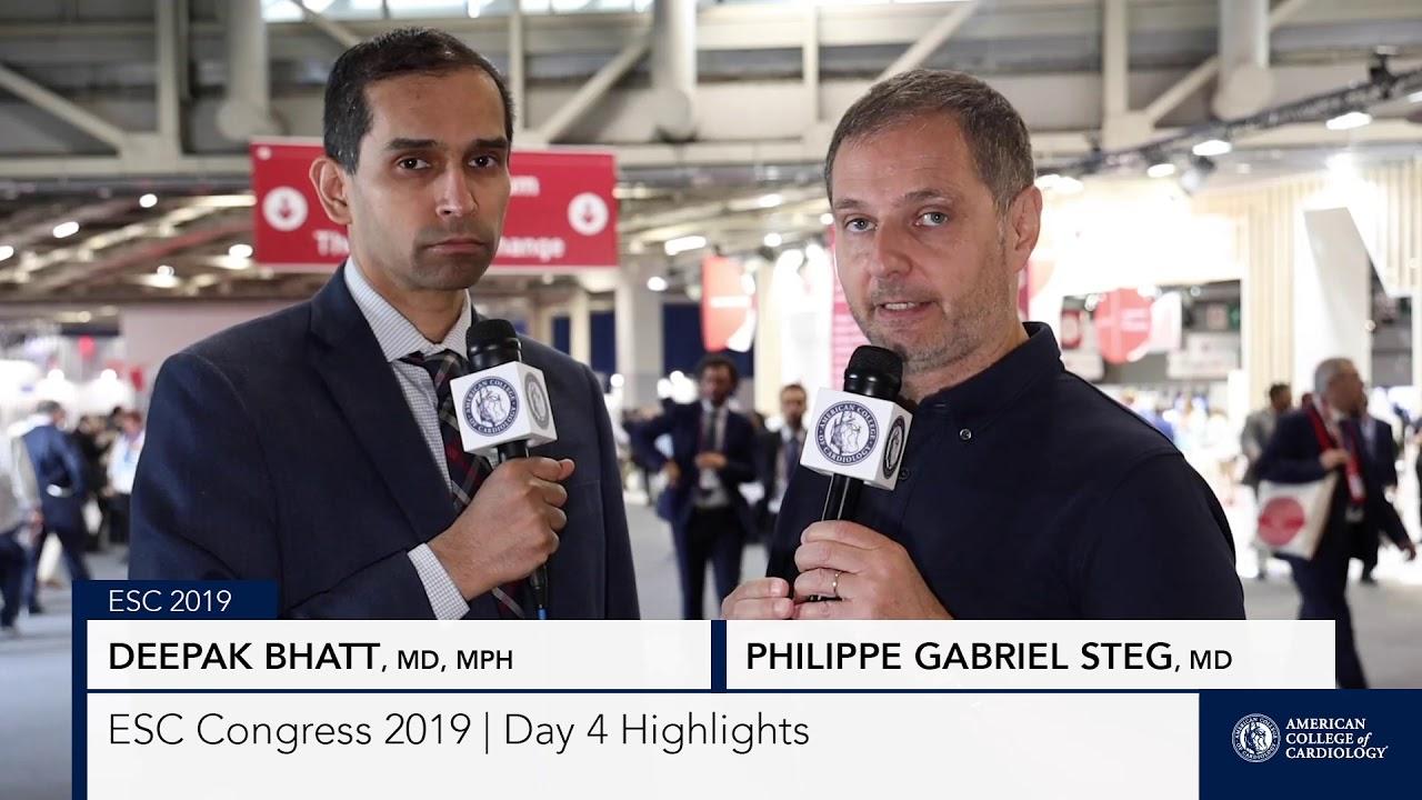 Day 4 Highlights | ESC Congress 2019