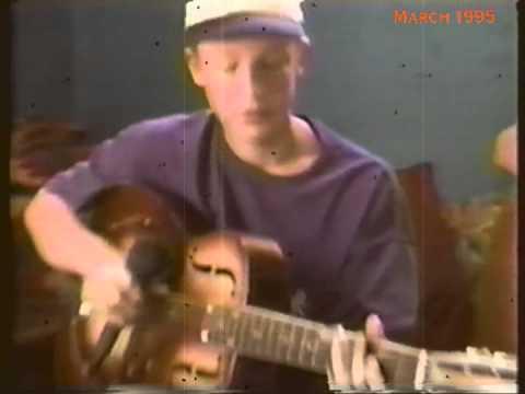 Derek Trucks 1995 interview at Big House by EJ Devokaitis - HTN TV Broadcast, Macon