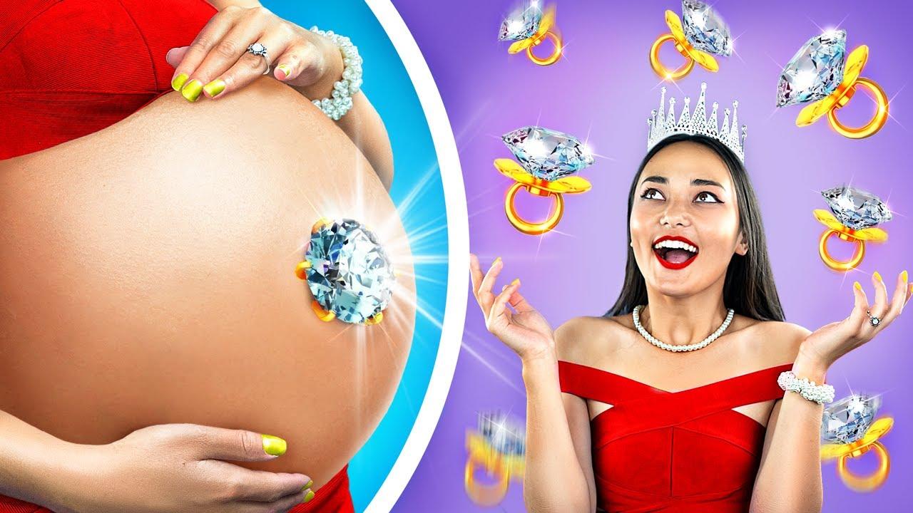 I Got Pregnant By A Billionaire